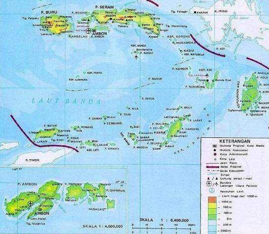 Rencanakan Perjalanan Anda Ke Maluku Jelajahi Indahnya Maluku Wisata Petualangan Di Maluku